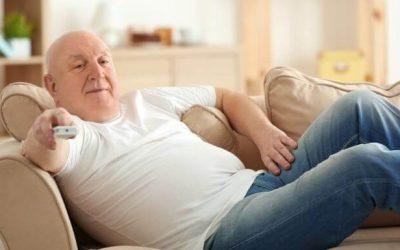 Artritis en een sedentaire levensstijl